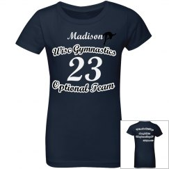 Gymnast Team Shirt