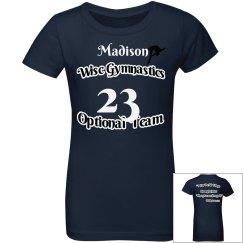 Gymnast Team Shirt