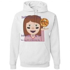 basketball is my l hoodie