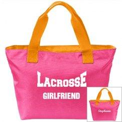 Lacrosse Girlfriend Tote
