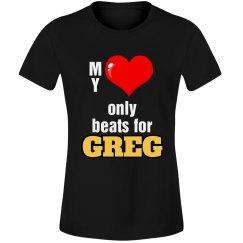 Heart beats for Greg