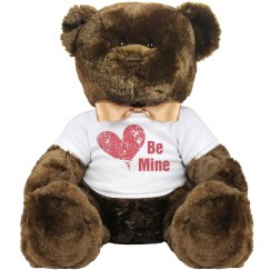 Be My Valentine TeddyBear
