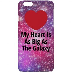 My Heart is As Big As the Galaxy!