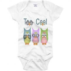Too Cool Owl Trio