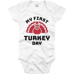 Baby's First Turkey Day