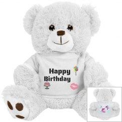 21st birthday bear