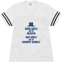Football Bad Girls Jersey