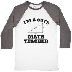 A Cute Teacher