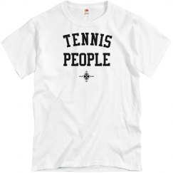 Tennis people