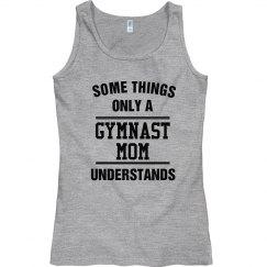 Gymnast mom understands