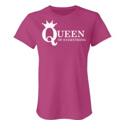 Queen Of Everything Tee