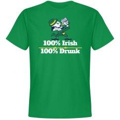 Irish And Drunk