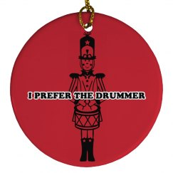 I Prefer the Drummer