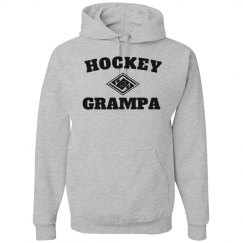 Hockey grampa