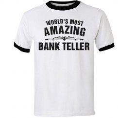 Amazing Bank Teller