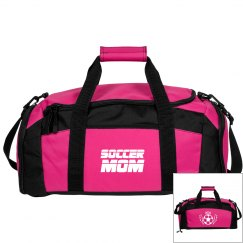 Soccer Mom Duffel Bag