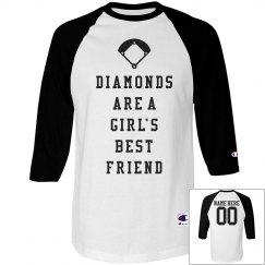 Baseball Diamonds Jersey