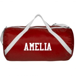 Amelia sports roll bag