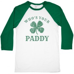 Who's Your Paddy? St Patrick Guy