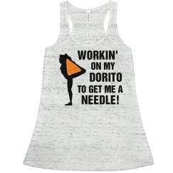 Dorito to Needle Cheer