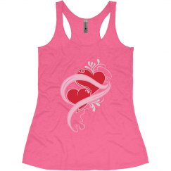 Pink Valentine Top