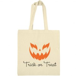 TrickTreat Halloween Tote