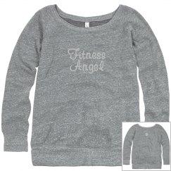 Bling Angel Sweatshirt