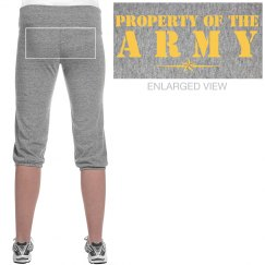 Property of Army Girl