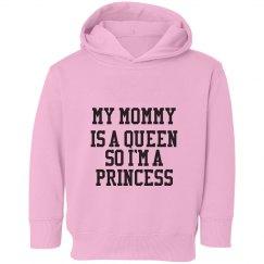 Mommy's Princess hoodie