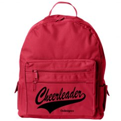 Hot Pink Cheerleader Bag