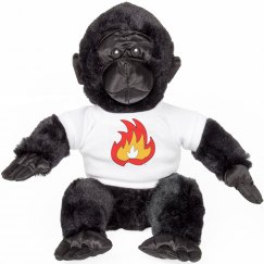 Flame Gurl Flame Gorilla