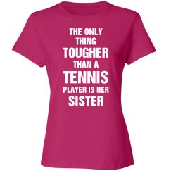 One tough sister