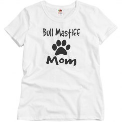 Bull Mastiff Mom