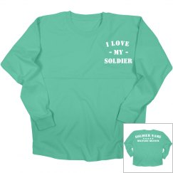 I Love My Soldier Blend