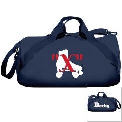 Monogram this derby bag
