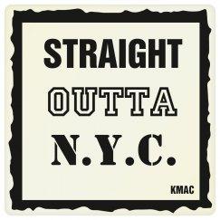 Straight Outta____Coaster