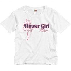 Flower Girl Ashley