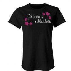 Groom's Mother Hearts