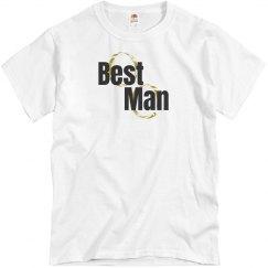 Best Man Rings