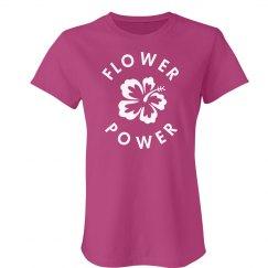 Flower Power Emblem