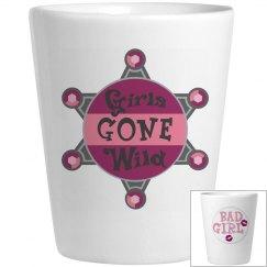 Girls Gone Wild Shot Glass