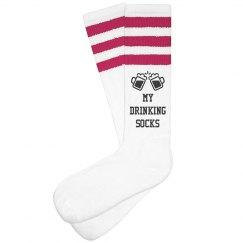 Drinking socks