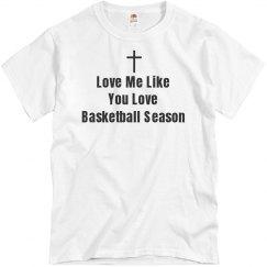 love me like basketball