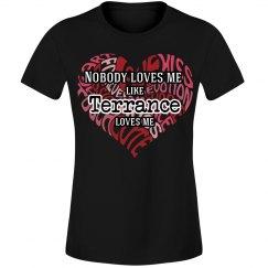 Love me like Terrance
