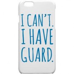 Guard Phone Case