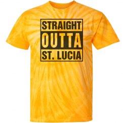 Straight outta St. Lucia