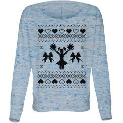 Cheer Girl Sweater