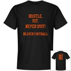 Hustle Hit tshirt