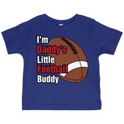 Daddy's Football Buddy