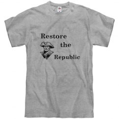 Restore the Republic
